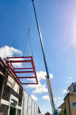Crane Service Miami
