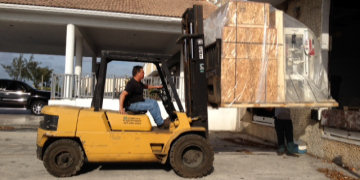 Forklift: Equipment Rental Miami FL