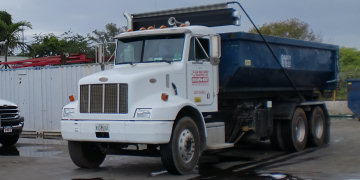 Roll-Off Truck: Equipment Rental Miami FL
