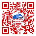 QR Code for On The Spot Crane Services