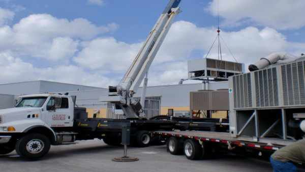 Crane Services Broward